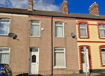 Thumbnail 3 bed terraced house for sale in Bromsgrove Street, Cardiff