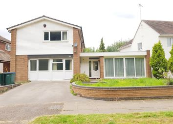 4 bed detached house for sale in Tutbury Avenue, Canley, Coventry CV4
