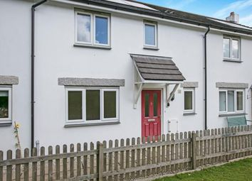 Thumbnail 3 bed terraced house for sale in Mount Hawke, Truro, Cornwall
