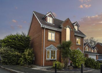 Thumbnail 5 bed detached house for sale in The Heritage, Leyland