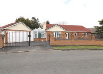 Thumbnail 4 bedroom bungalow for sale in Regal Close, Great Sutton, Ellesmere Port