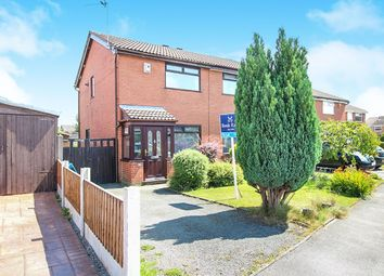 Thumbnail 2 bed semi-detached house to rent in Churchfield, Shevington, Wigan