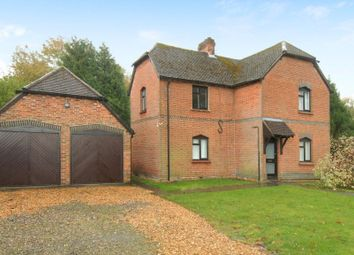 Thumbnail 3 bed detached house to rent in Monk Sherborne Road, Ramsdell