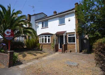 Thumbnail 3 bedroom end terrace house for sale in West Cliff Road, Ramsgate, Kent