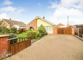 Thumbnail 3 bed property for sale in Carn Close, Beighton, Norwich