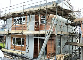 Thumbnail 3 bed detached house for sale in New Build, Plot 1, Lon Pitar, Water Street, Penygroes, Caernarfon