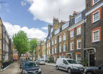 Thumbnail 4 bed town house to rent in Buckingham Place, London