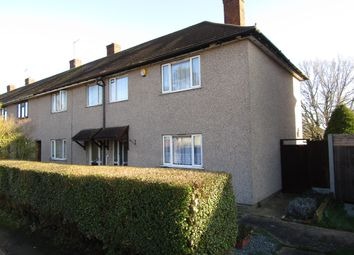 Thumbnail 3 bed end terrace house for sale in Burrow Road, Chigwell