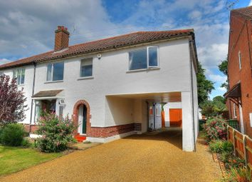 Thumbnail 4 bedroom semi-detached house for sale in Thorpe Avenue, Norwich