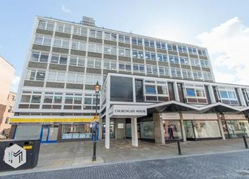 Thumbnail Commercial property for sale in Churchgate House, Churchgate, Bolton