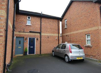 Thumbnail 2 bed terraced house to rent in Balmoral Square, Bangor