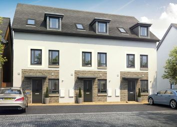 "Thumbnail 3 bedroom terraced house for sale in ""Padstow"" at Poplar Close, Plympton, Plymouth"