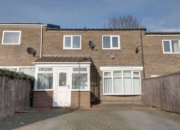 Thumbnail 3 bed terraced house for sale in Fairspring, West Denton, Newcastle Upon Tyne