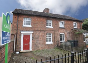 Thumbnail 2 bed semi-detached house for sale in Shrewsbury Road, Shifnal, Shropshire