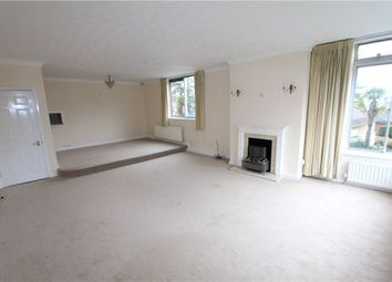 Thumbnail 3 bed flat for sale in Leigh Woods, Bristol