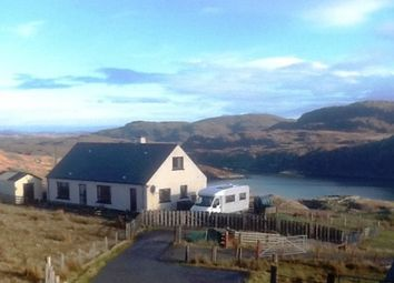 Thumbnail 4 bed detached house for sale in Uig, Isle Of Lewis