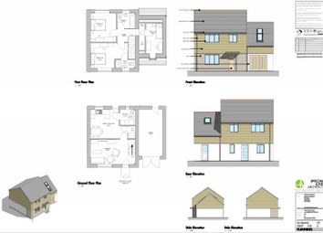 Thumbnail 3 bed detached house for sale in Poltair Close, Barripper, Camborne