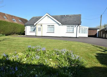 Thumbnail 3 bed bungalow for sale in New Road, East Hagbourne, Didcot