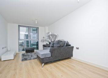 Thumbnail 1 bed flat to rent in Rick Roberts Way, London