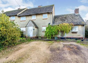 Thumbnail 3 bed semi-detached house for sale in North Aston Road, Duns Tew, Bicester, Oxfordshire