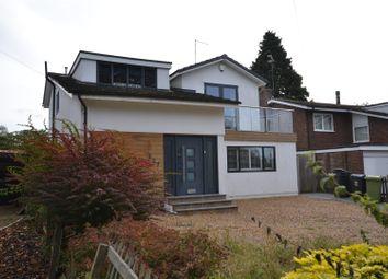 Thumbnail 4 bed detached house for sale in High Street, Walkern, Stevenage