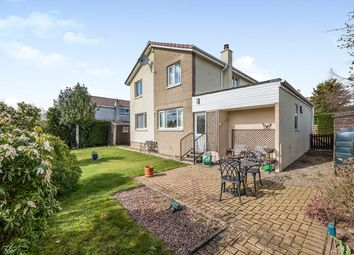 Thumbnail 4 bedroom detached house for sale in Napier Place, Marykirk, Laurencekirk, Kincardineshire