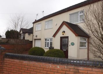 Thumbnail 4 bedroom detached house for sale in Pit Lane, Talke Pits, Stoke-On-Trent, Staffordshire