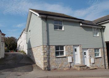 Thumbnail 2 bed semi-detached house for sale in Stennack, St. Ives