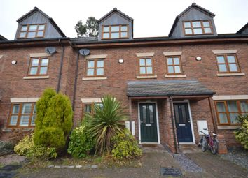 Thumbnail 4 bed town house for sale in Village Road, Bebington, Wirral