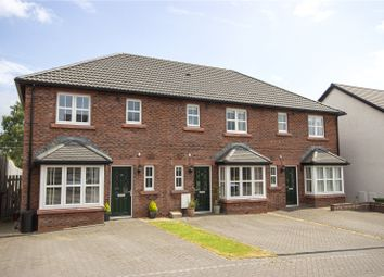 Thumbnail 3 bed terraced house for sale in 22 Clifton Hill Gardens, Clifton, Penrith, Cumbria