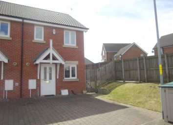 Thumbnail 2 bed property to rent in Chestnut Way, Widdrington, Morpeth