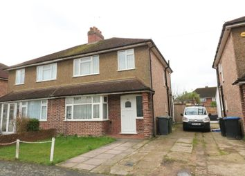 3 bed semi-detached house for sale in Hythefield Avenue, Egham TW20