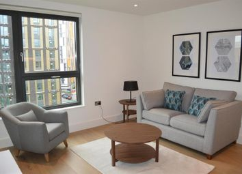 Thumbnail 1 bed flat to rent in Cedar House, Emerald Gardens, Wembley Park