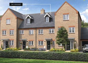 "Thumbnail 3 bedroom semi-detached house for sale in ""The Jenhurst - Terraced"" at Kempton Close, Chesterton, Bicester"