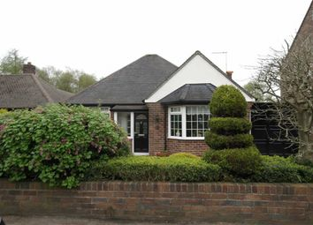 Thumbnail 3 bed detached bungalow for sale in Moss Bank Road, St Helens