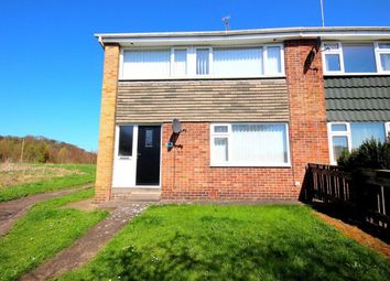 Thumbnail 3 bed semi-detached house for sale in Fulforth Way, Sacriston, Durham