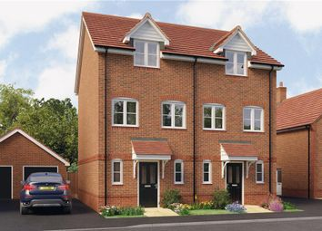 "Thumbnail 3 bed semi-detached house for sale in ""Freesia"" at Didcot"