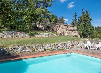 Thumbnail 5 bed farmhouse for sale in Il Trebbio, Castellina In Chianti, Siena, Tuscany, Italy