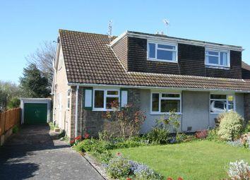 Thumbnail 3 bed semi-detached house for sale in Heol-Y-Felin, Llantwit Major