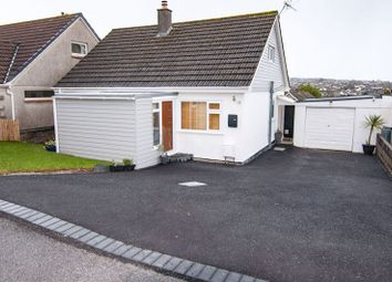 Thumbnail 3 bed detached bungalow for sale in Mitchell Road, St. Austell