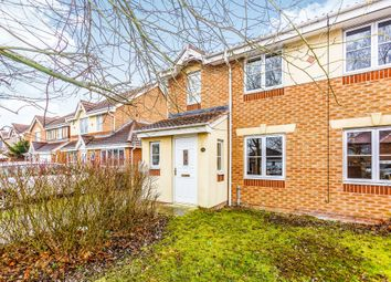 Thumbnail 3 bed town house for sale in Manor Fields, Great Houghton, Barnsley