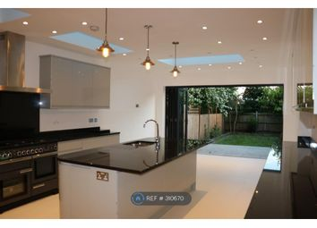 Thumbnail 4 bed end terrace house to rent in Bucharest Road, London