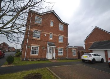 Thumbnail 4 bed town house for sale in Savannah Place, Chapelford Village, Warrington