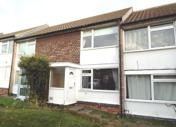 Thumbnail 2 bed terraced house for sale in Felstead Court, Bramcote, Nottingham, Nottinghamshire