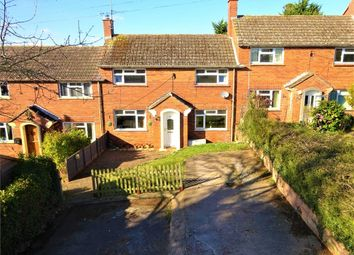 Thumbnail 3 bedroom terraced house for sale in St Michaels Hill, Clyst Honiton, Exeter, Devon