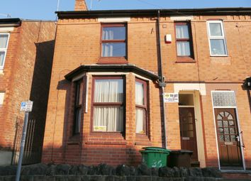 Thumbnail 7 bedroom terraced house to rent in Rothesay Avenue, Nottingham