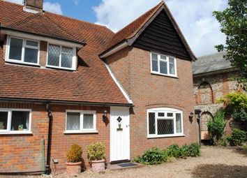 Thumbnail 3 bed semi-detached house to rent in Church Street, Amersham