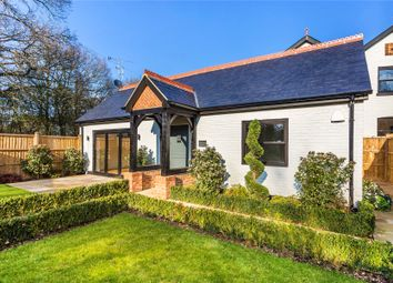 Thumbnail 1 bed detached house for sale in Scotts Grove Road, Chobham, Woking