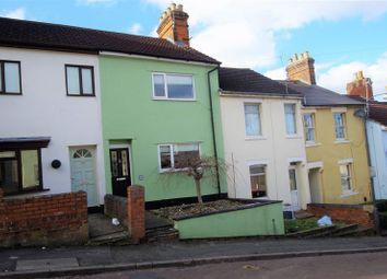 Thumbnail 3 bed terraced house for sale in Western Street, Swindon