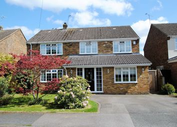 Thumbnail 4 bed detached house for sale in Oak View, Great Kingshill, High Wycombe
